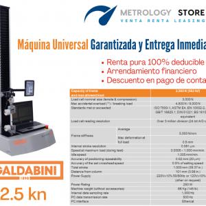 Máquina Universal Galdabini