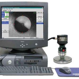 Equipo óptico para medir dureza Brinell
